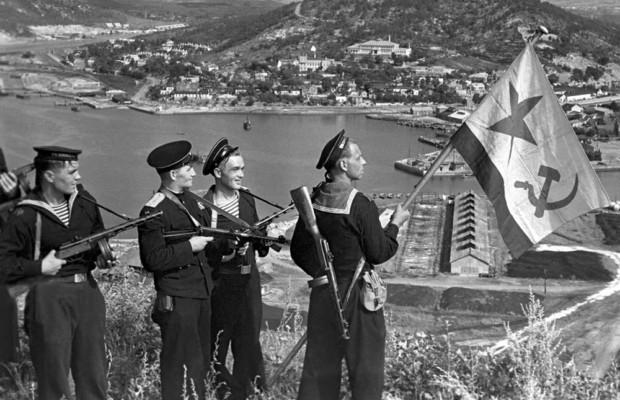 Совесткие войска покинули Порт-Артур 65 лет назад