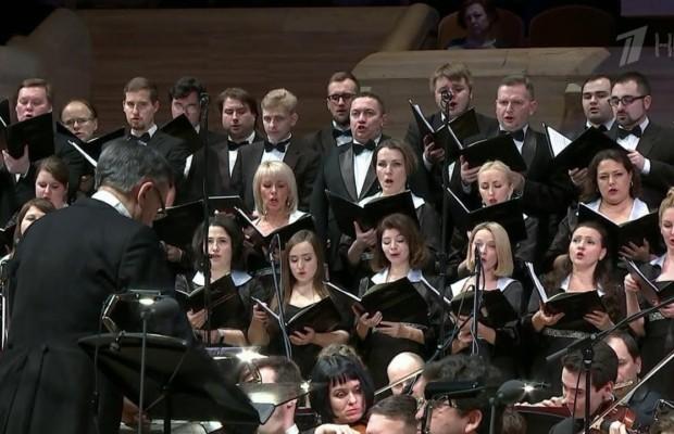В Москве стартовал Рождественский фестиваль духовной музыки