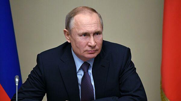 Путин поручил создать Институт истории обороны и блокады Ленинграда