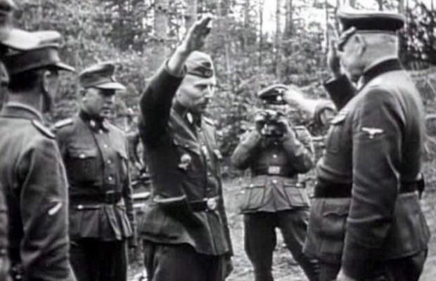 Докладом российских историков о латышских эсэсовцах заинтересовались в Канаде и США