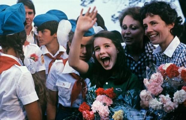 Как американская девочка 37 лет назад путешествовала по «империи зла»