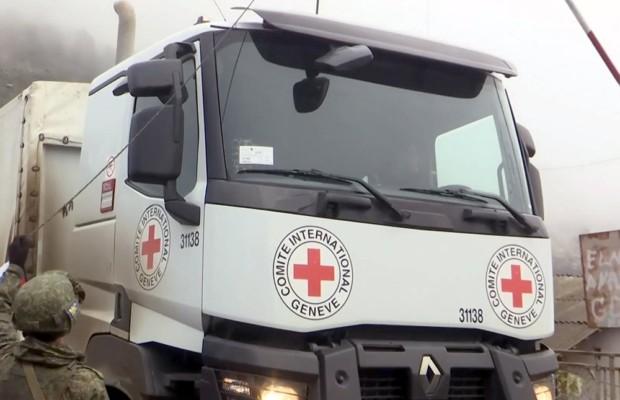 Красный Крест направляет в Карабах в четыре раза больше сотрудников