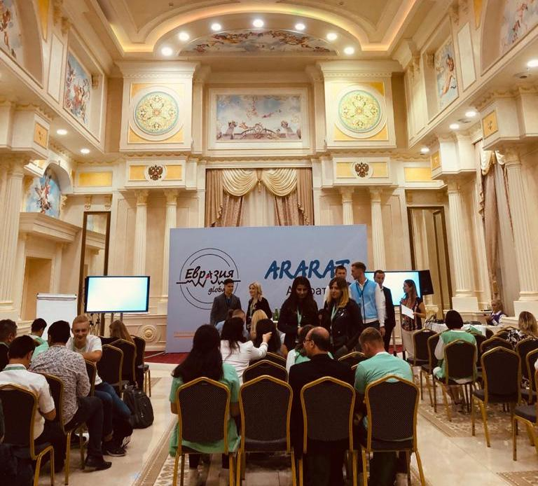 В рамках форума «Евразия Global» молодые соотечественники обсудят наработанный опыт и дальнейшее эффективное развитие молодежного сообщества