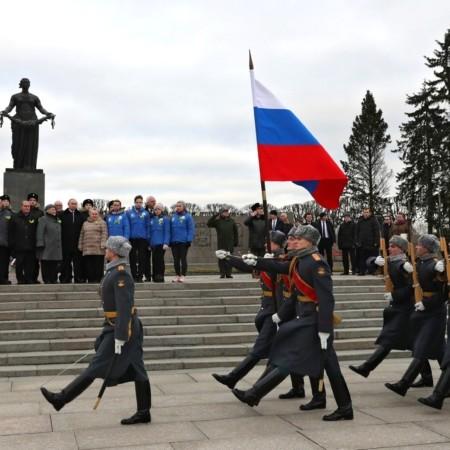 Памятные мероприятия по случаю 77-й годовщины прорыва блокады Ленинграда