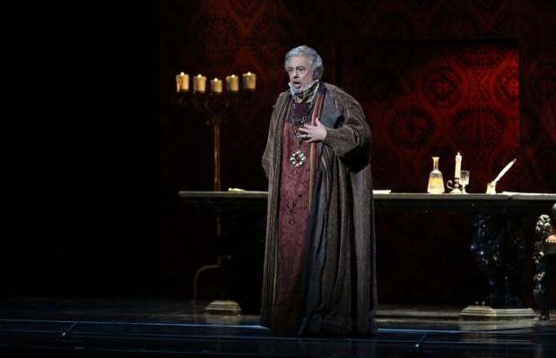 Оперный певец Пласидо Доминго выступил в Мариинском театре