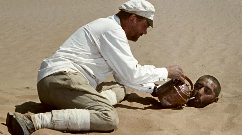 Легендарному фильму «Белое солнце пустыни» исполнилось 50 лет