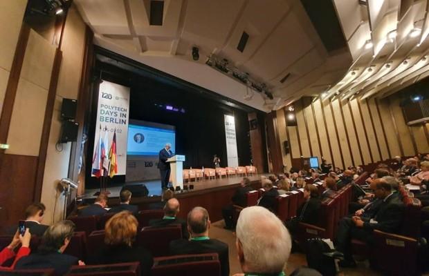 В Берлине прошёл Форум «Дни Политеха в Берлине 2020»