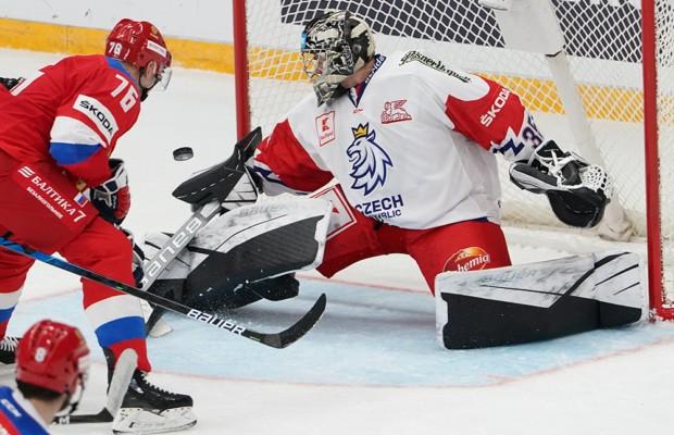 Сборная России выиграла второй матч на Кубке Первого канала