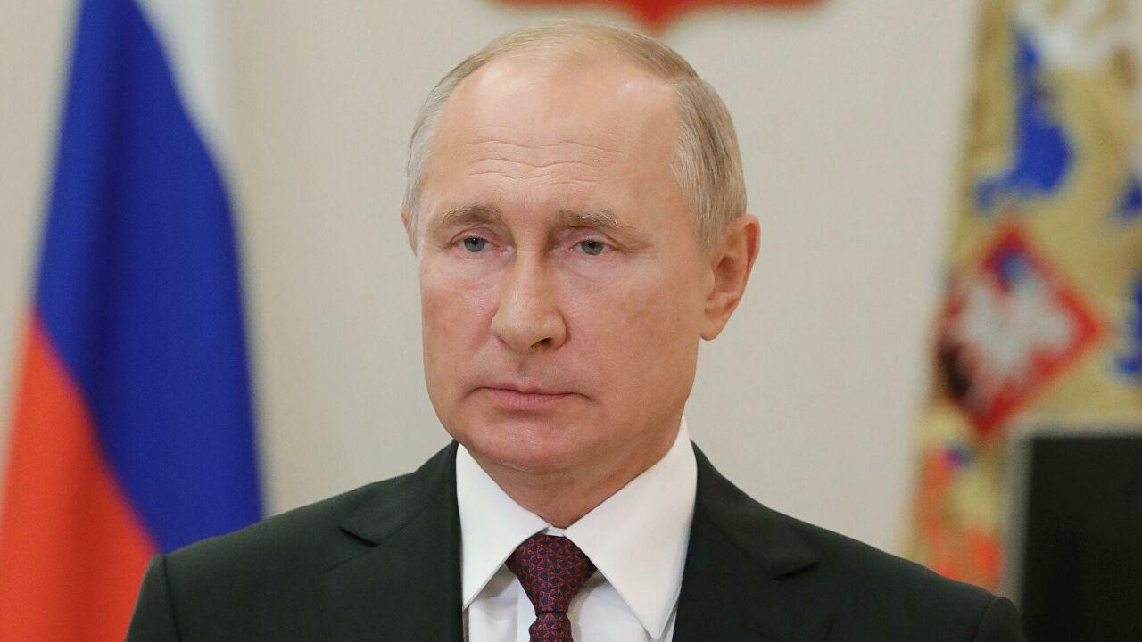 Президент России Владимир Путин отмечает 68-й день рождения
