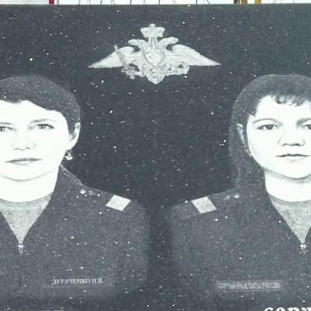 На российской авиабазе Хмеймим открыли памятник российским медсестрам, погибшим в декабре 2016 года