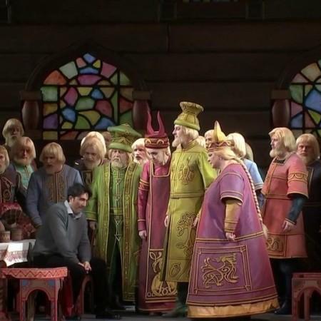 В Большом театре состоялась долгожданная премьера оперы «Садко»