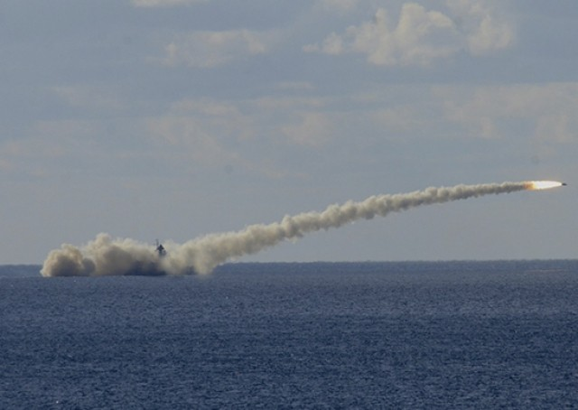 Крылатая ракета «Циркон» сделала Россию лидером на море