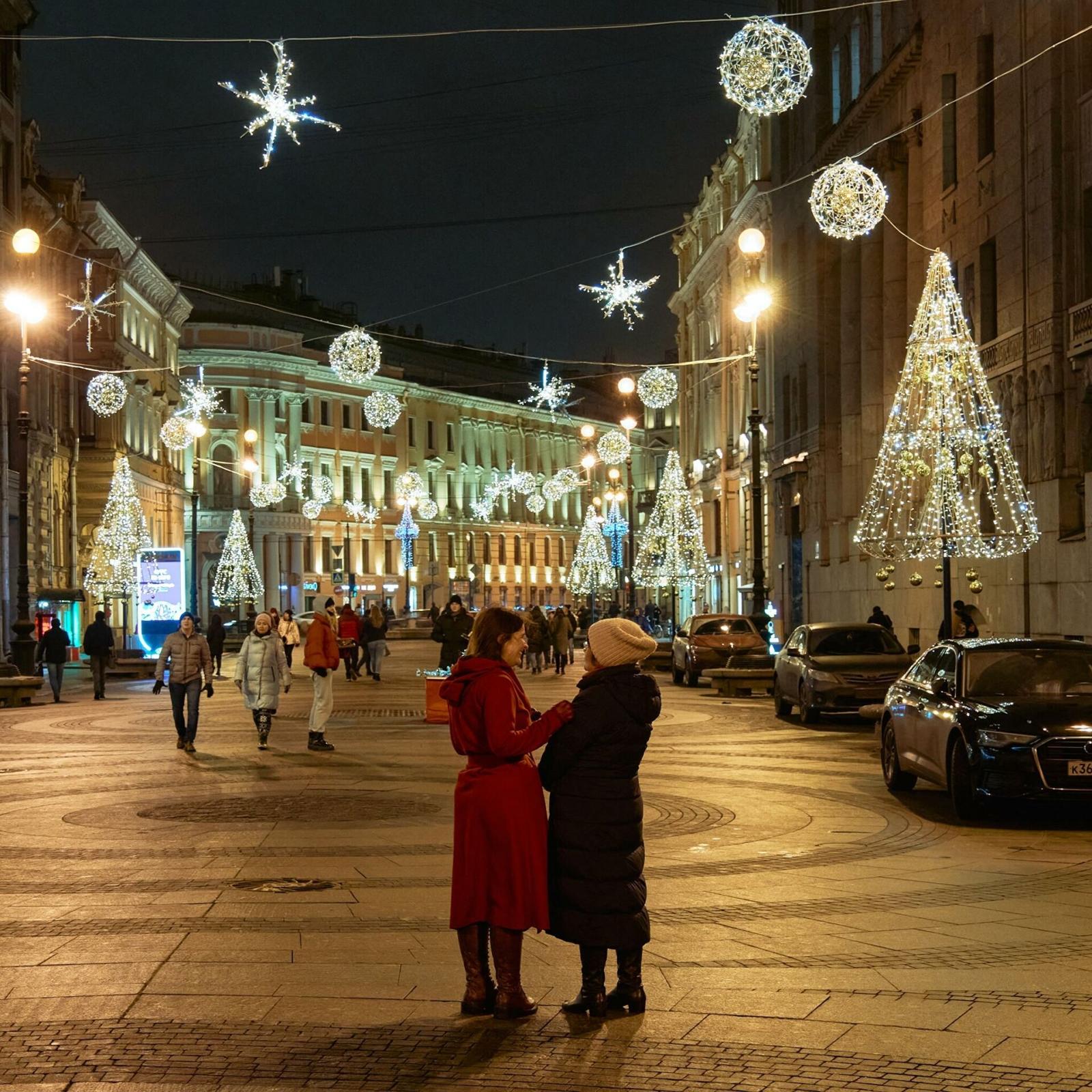 В Петербурге ослабили ограничения для кафе и театров