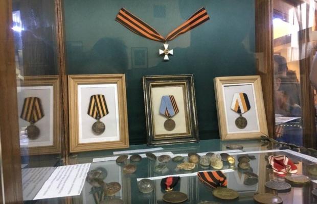 В Музее Русской армии откроется выставка, посвящённая 250-летию введения в России ордена Святого Великомученика и Победоносца Георгия
