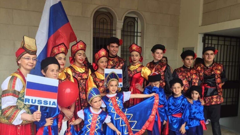 Соотечественники из разных стран мира 12 июня поздравят Россию танцевальным флешмобом
