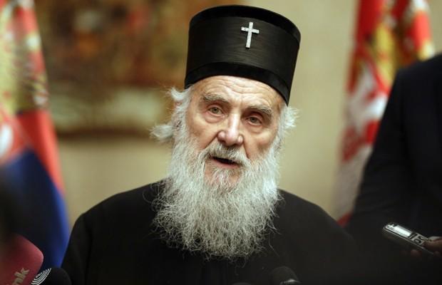 Умер патриарх Сербский Ириней