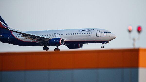 """""""Аэрофлот"""" продолжил полеты в США и закрытые страны Европы"""