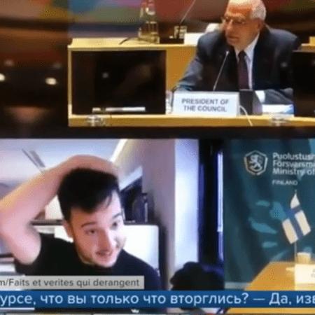 К секретной видеоконференции министров обороны ЕС смог подключиться журналист