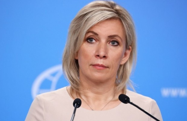 Мария Захарова. Фото: Пресс-служба МИД РФ/РИА Новости