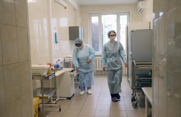 В Москве до конца недели будет расширен коечный фонд для лечения COVID-19