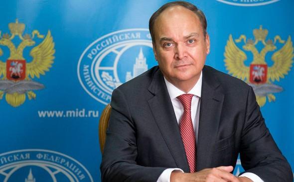 Анатолий Антонов (Фото: МИД / Global Look Press)