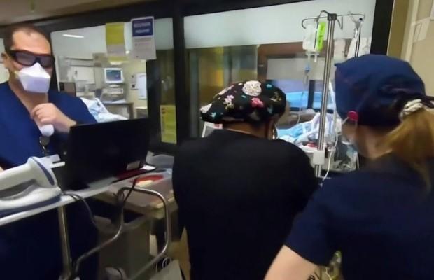 Китайские журналисты обвинили США в сокрытии первых случаев заражения коронавирусом