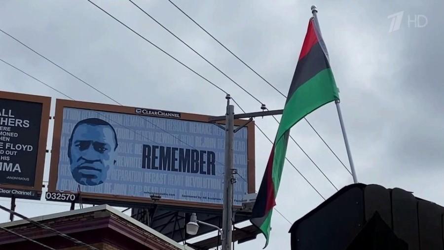 год прошел со дня гибели афроамериканца Джорджа Флойда, после которого изменилась Америка