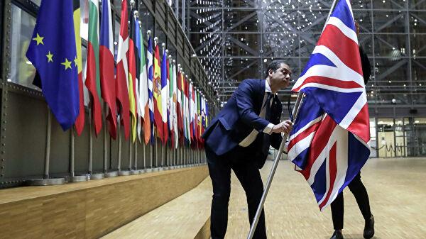 Великобритания окончательно покинула ЕС