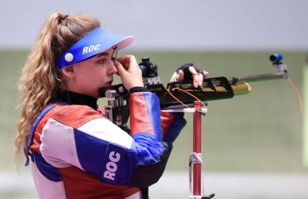 Сборная России завоевала первую медаль в Токио-2020