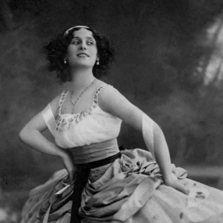 Анна Павлова, 1912 год. Фото: https://ru.wikipedia.org/