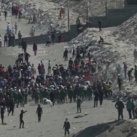 Испания переживает острый кризис с нелегальными мигрантами из Марокко