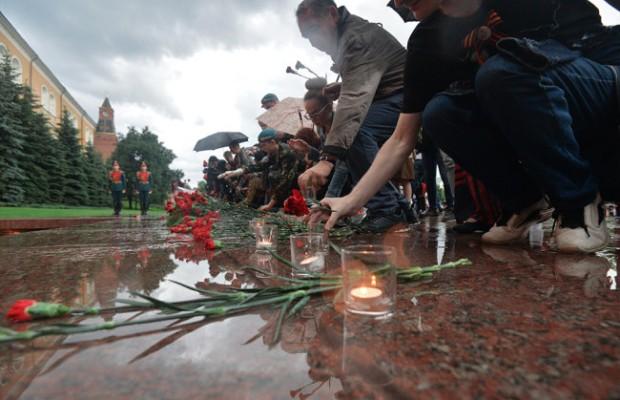 Канал «Россия 1» покажет Акцию Памяти к 80-летию со дня начала войны