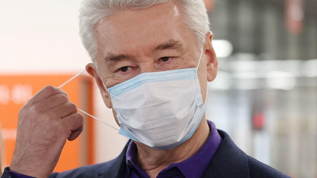 В Москве ввели нерабочие дни для ослабления скорости распространения вируса