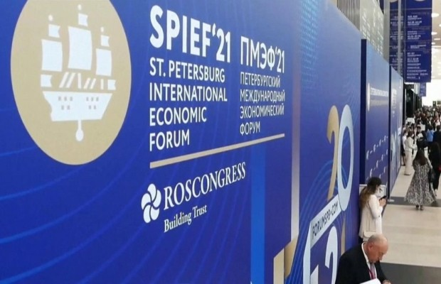 На Экономическом форуме в Петербурге подписано сотни соглашений на триллионы рублей