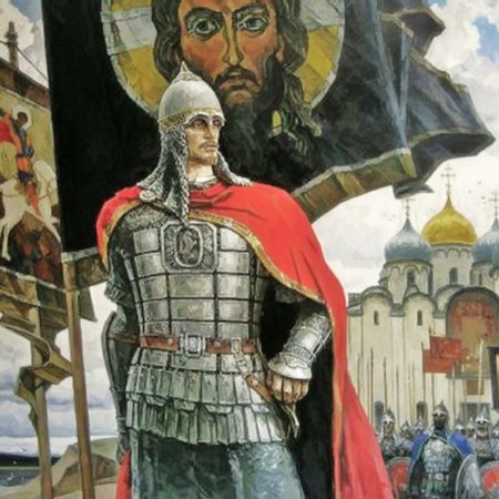 В РПЦ объявили Год Александра Невского
