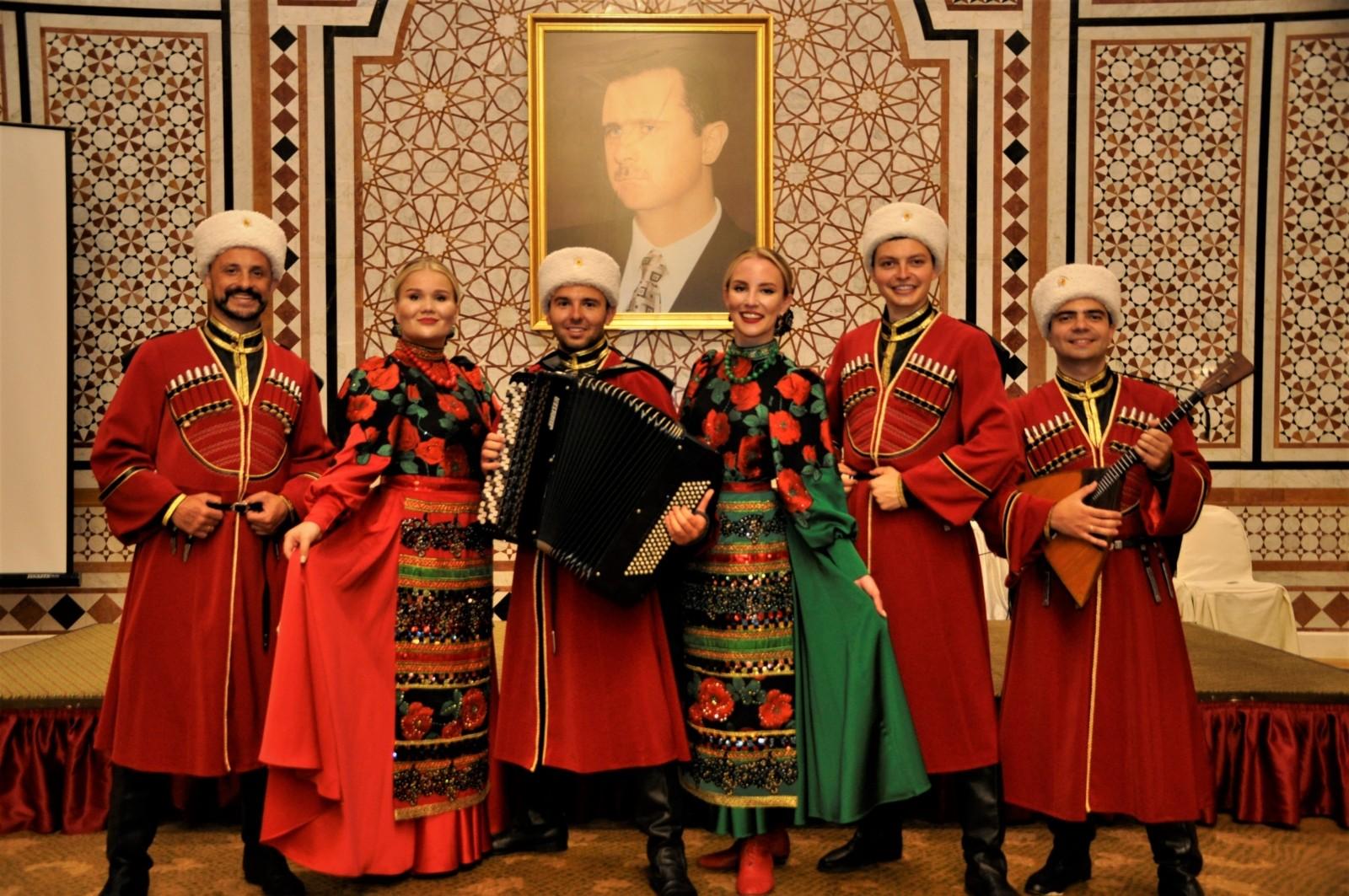 Власти Москвы способствуют изучению русского языка в Сирийской Арабской Республике