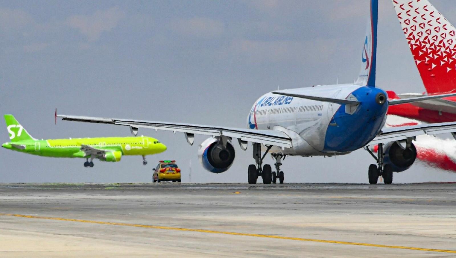 Россия возобновит авиасообщение еще с четырьмя странами