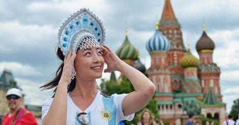Въездной турпоток в Россию за два года сократился в 30 раз