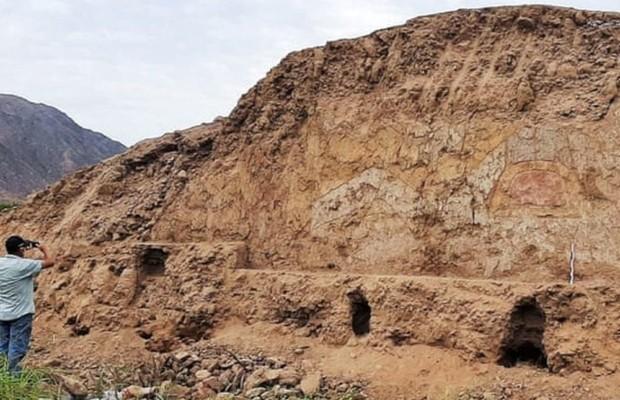 В Перу идентифицировали 3200-летнее изображение святого существа