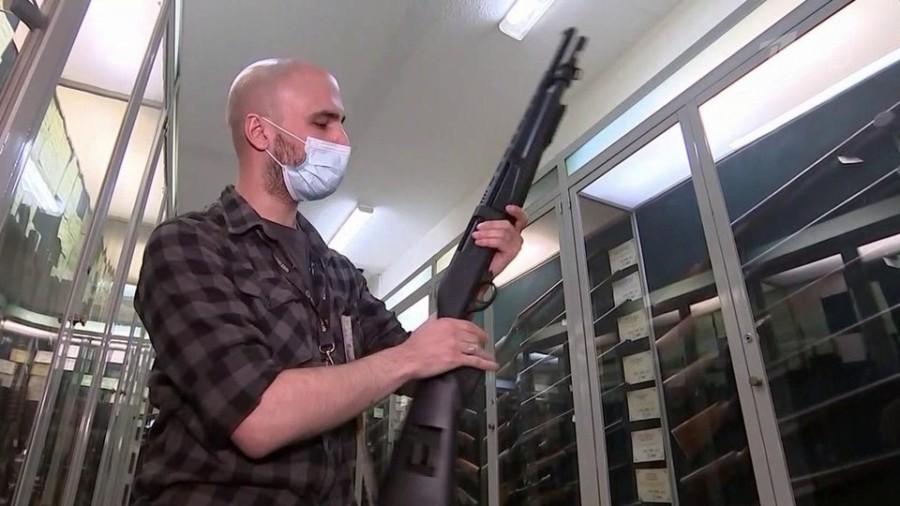 В России по лицензии куплено более шести миллионов единиц огнестрельного оружия