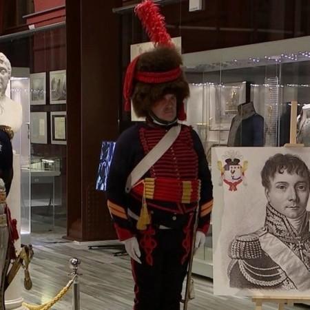 В Музее войны 1812 г. Фото: 1TV
