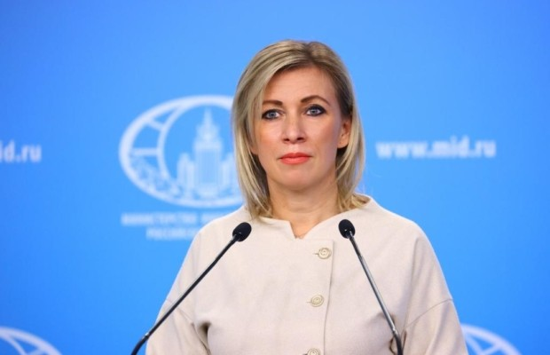 Мария Захарова. Фото: mid.ru