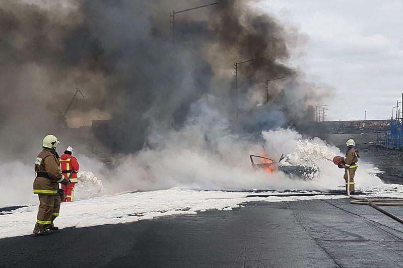 СК завершил расследование дела о разливе дизтоплива в Норильске