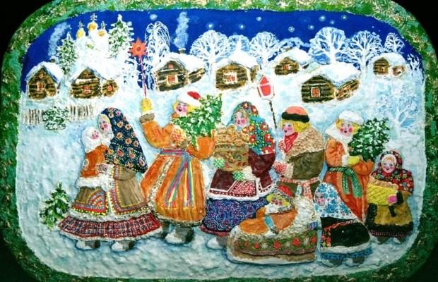 Как наши предки готовились к Рождеству