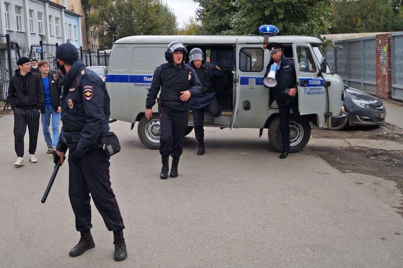Студент в Пермском университете убил шестерых и ранил около тридцати человек